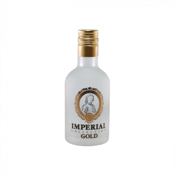 "Ladoga Imperial Gold Vodka ""Mini"""