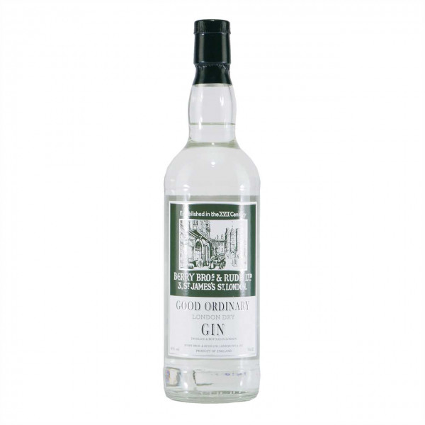 Berry's Good Ordinary London Dry Gin