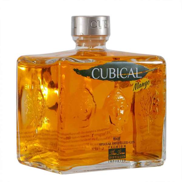 Cubical Mango Premium Distilled Gin