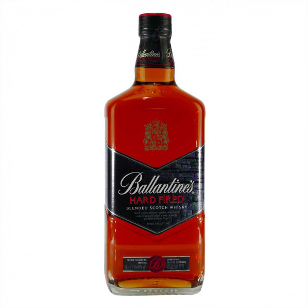 Ballantines Hard Fired Blended Scotch Whisky