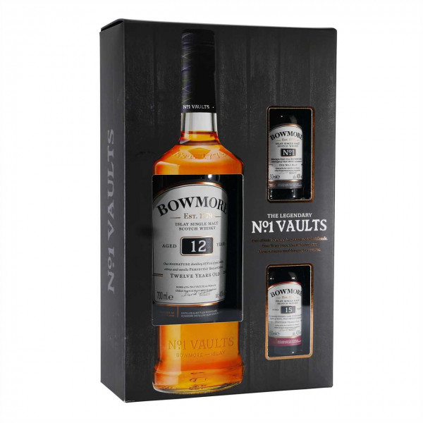 Bowmore Single Malt Scotch Whisky Tasting Set