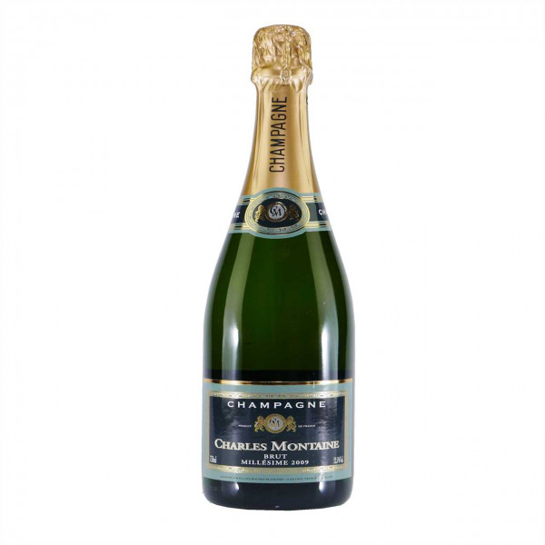 Champagner Charles Montaine Brut Jahrgang 2009