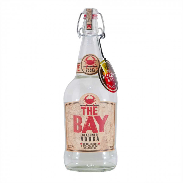 THE BAY Seasoned Vodka