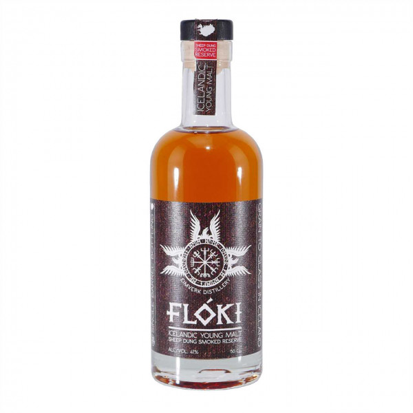 Flóki Young Malt - Sheep Dung Smoked Reserve