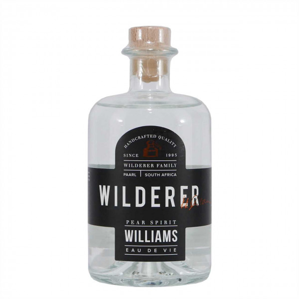 WILDERER - Williamsgeist