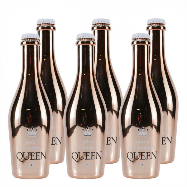 today my name is Queen - Perlwein rot (6 x 0,375L)
