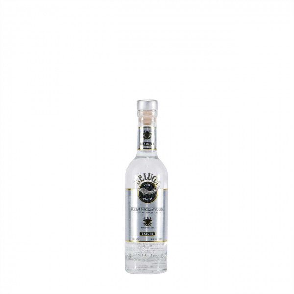 Beluga Export Noble Russian Vodka
