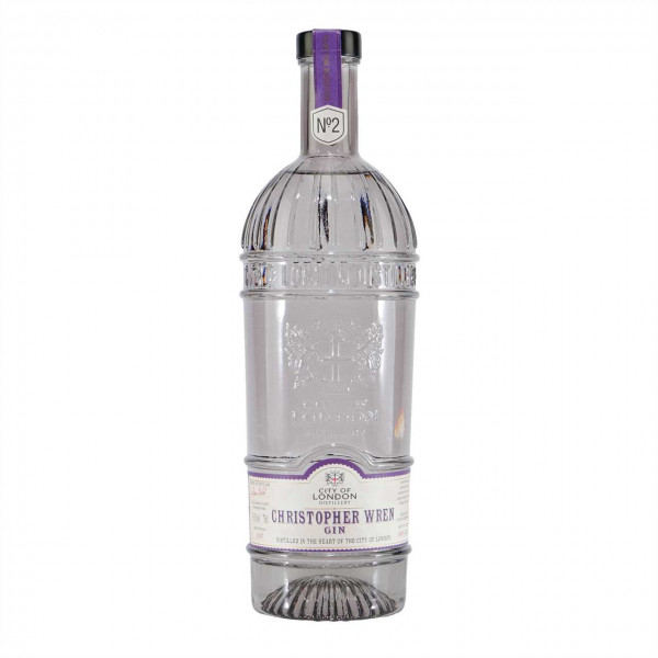 City of London Christopher Wren Gin No.2