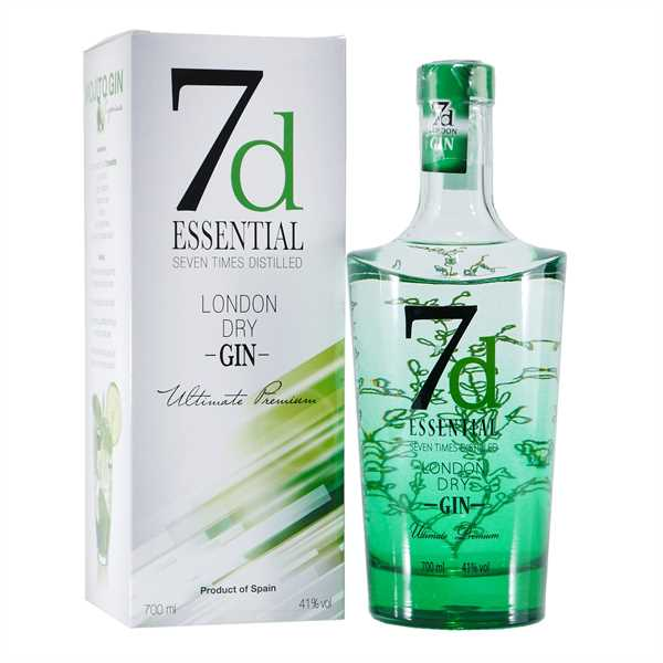 7d Essential London Dry Gin