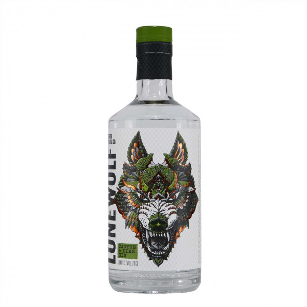 LoneWolf Cactus & Lime Gin