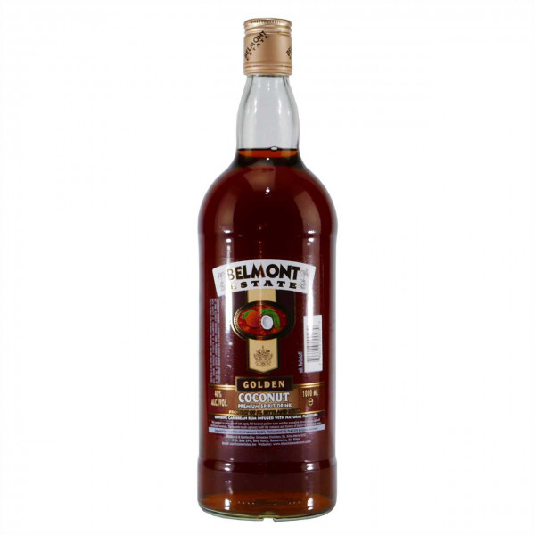 Belmont Estate Golden Coconut Spirit Drink