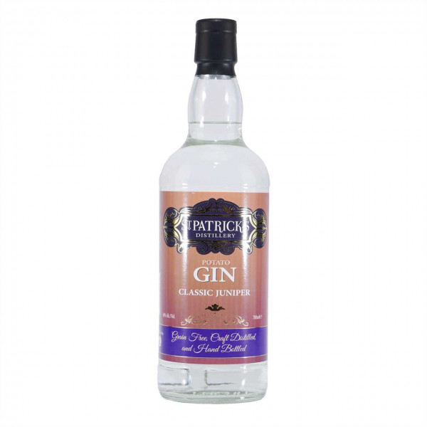 St.Patrick's Irish Classic Juniper Potato Gin