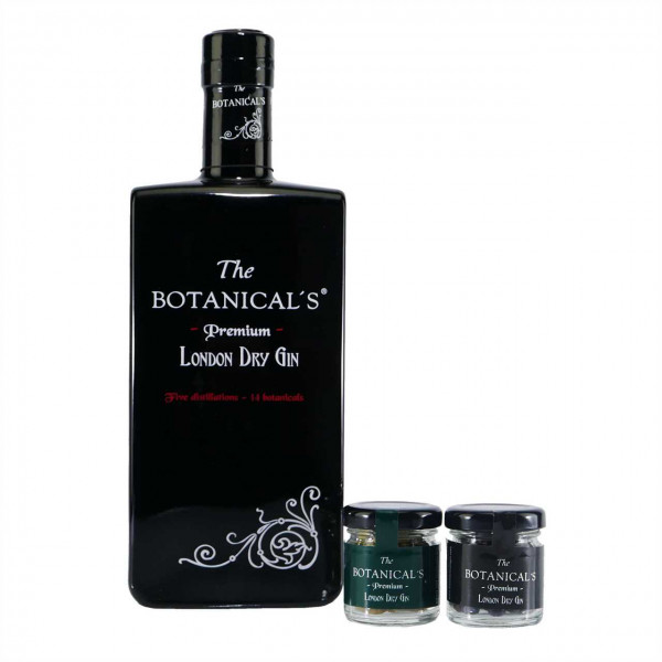 The Botanical's London Premium Dry Gin Special Pack