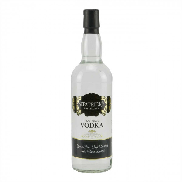 St. Patrick's 100% Potato Vodka