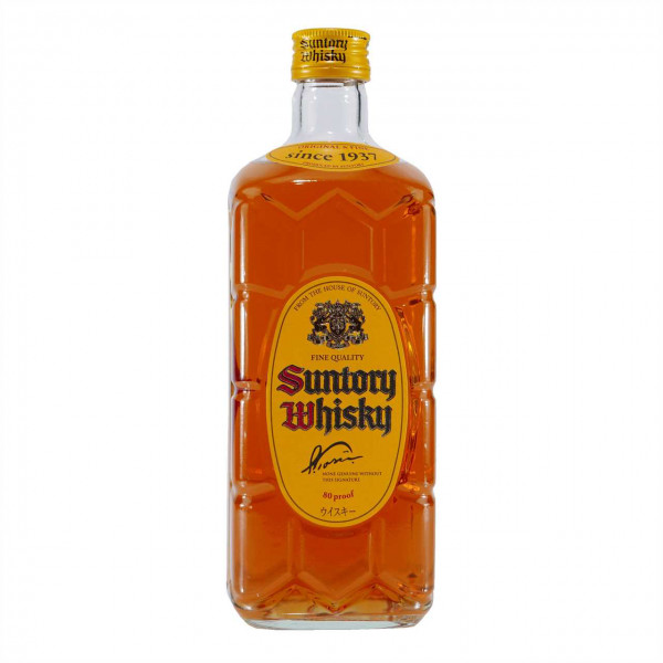 Suntory Kakubin Yellow Label Whisky