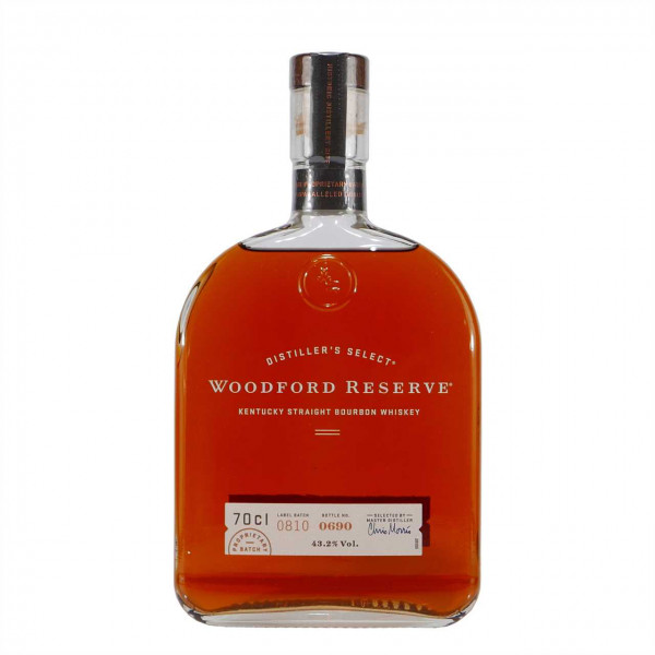 Woodford Reserve Kentucky Straight Bourbon Whiskey GP