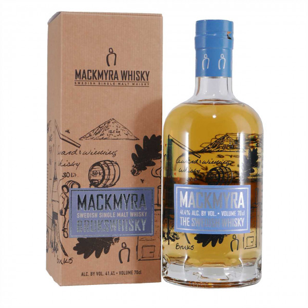 Mackmyra Brukswhisky Single Malt Whisky