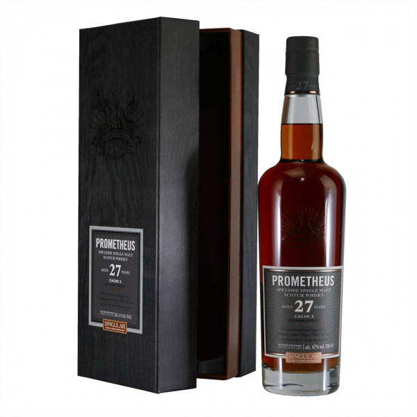 Prometheus Single Malt Scotch Whisky 27J - Glasgow Distillery Co